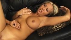 Big boobied Asian slut gets pummeled in her slippery pie hole